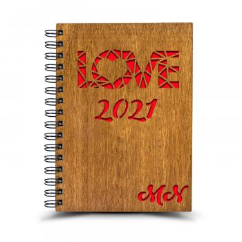 Diár na mieru Love