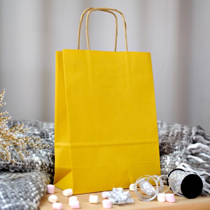 Darčeková taška papierová 18x24 cm