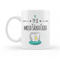 Hrnček Ty si moja šálka čaju