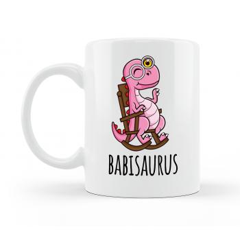 Hrnček Babisaurus