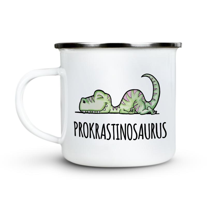 Plecháčik Prokrastinosaurus