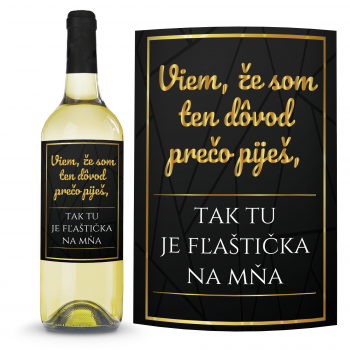 Víno Dôvod prečo piješ