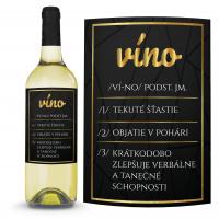 Víno Definícia vína