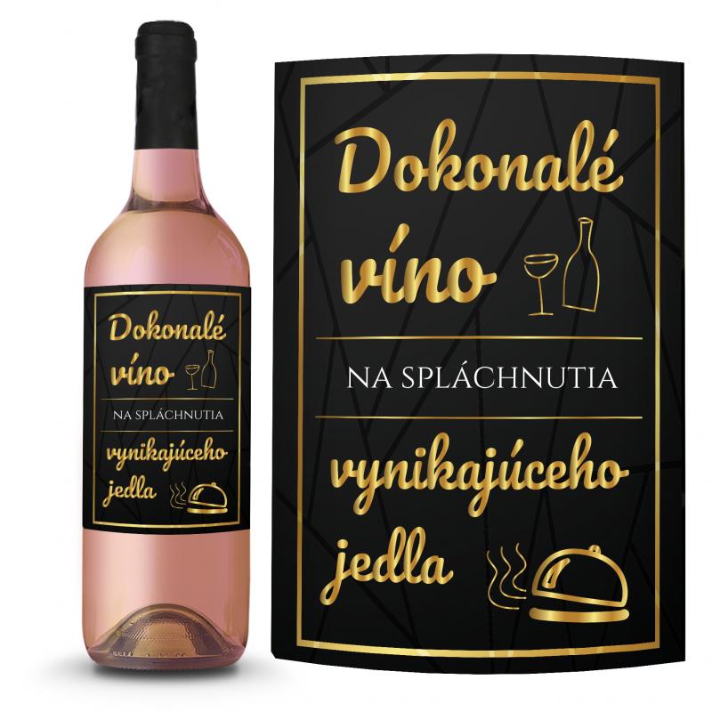 Víno Dokonalé víno