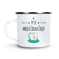 Plecháčik Ty si moja šálka čaju