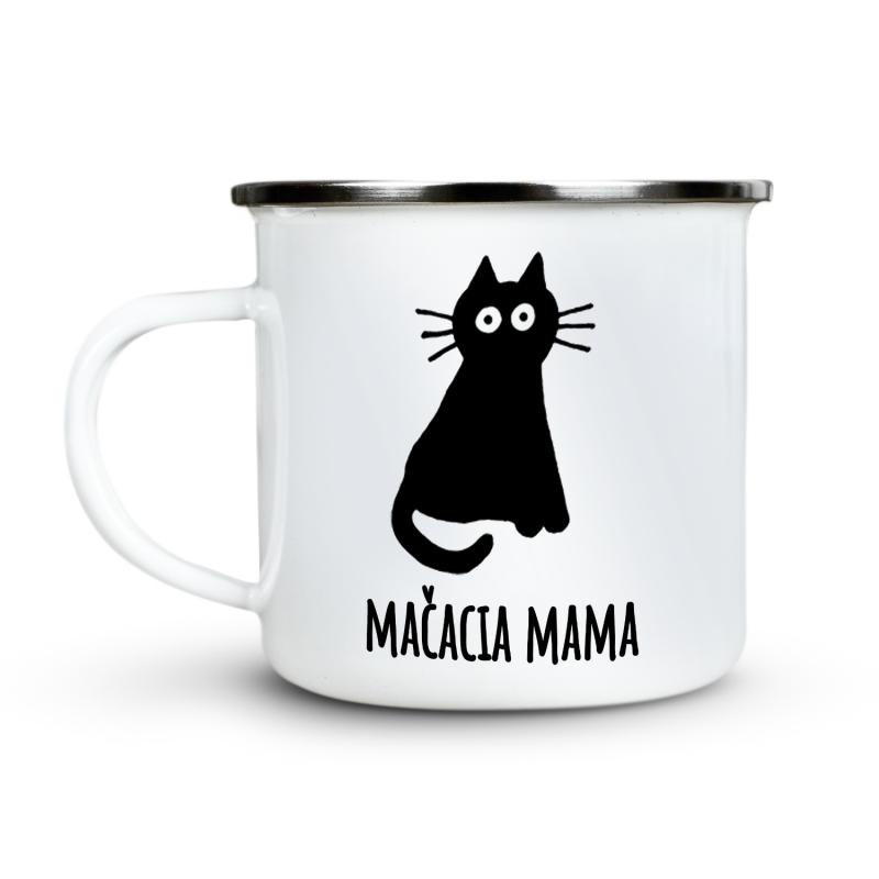 Plecháčik Mačacia mama